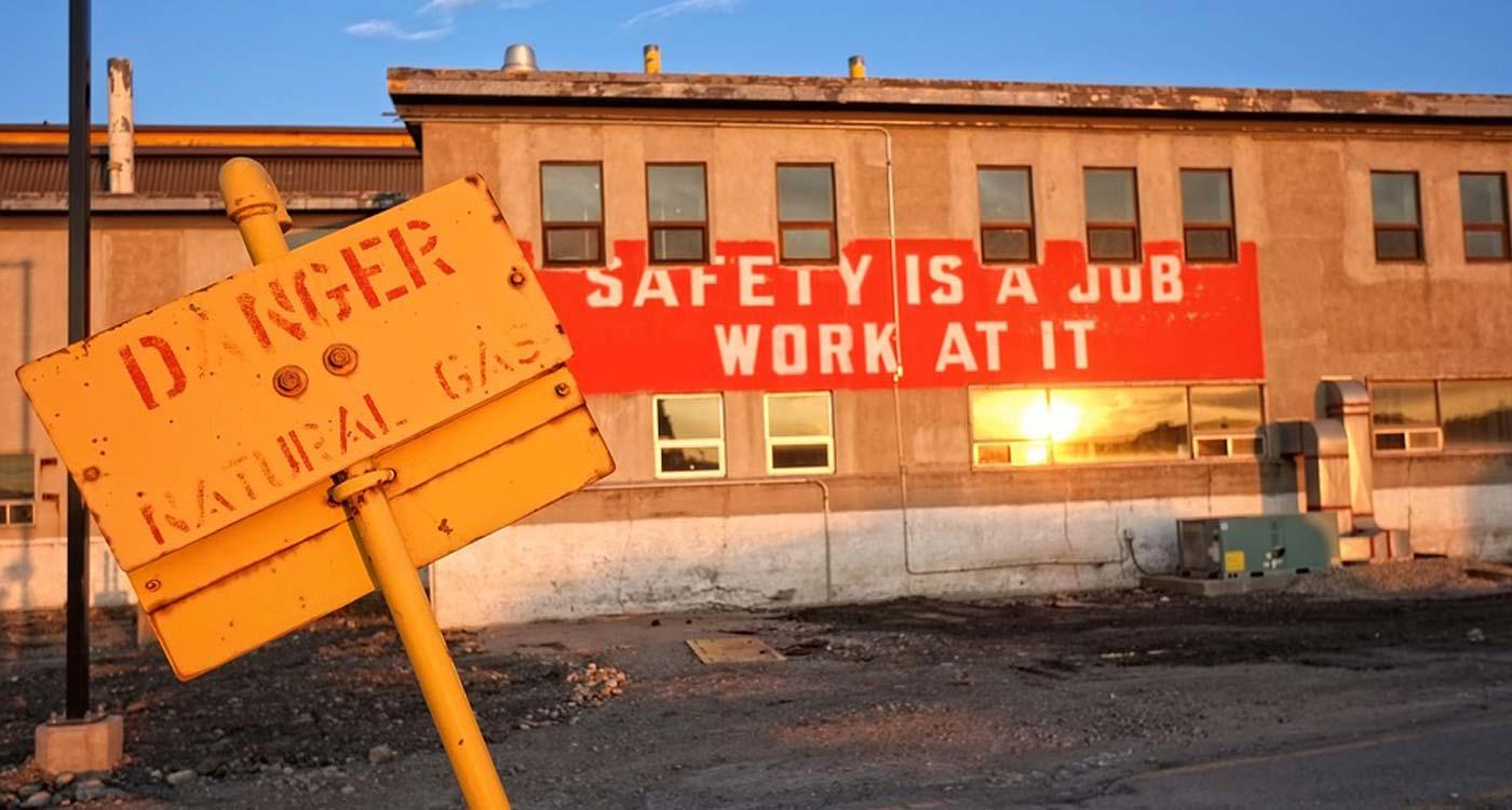 Safety Maschinensicherheit Arbeitssicherheit Risikoanalyse Risikobeurteilung
