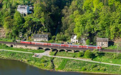 Wir sind TOP-Sponsor bei der Festveranstaltung 20 Jahre Innovationsnetzwerk Bahn